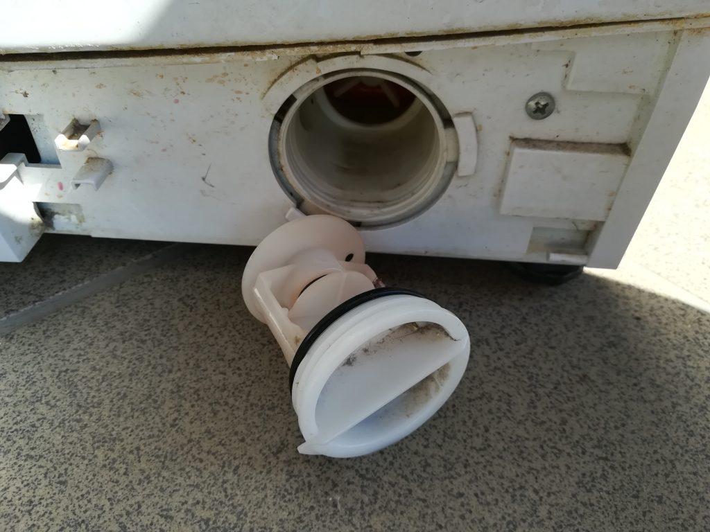 Beko mosógépszűrő