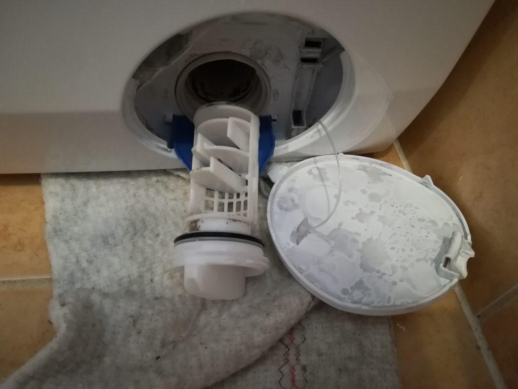 Elektrolux mosógépszűrő