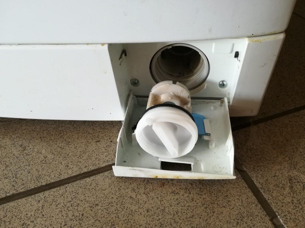 Zanussi mosógépszűrő